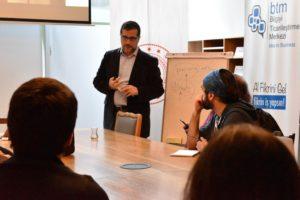 Dr. Adnan Veysel Ertemel- Bilgiyi Ticarileştirme Merkezi