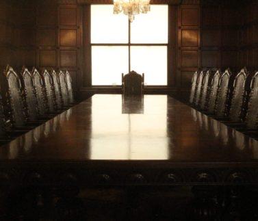 toplantı yapmak