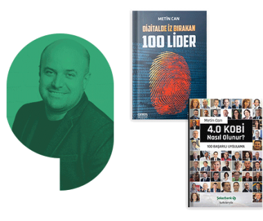 Metin Can iz bırakan 100 lider